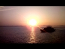 Паромная Переправа с порта Крым в порт Кавказ 05 09 2017