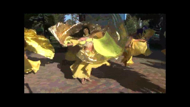 Ансамбль В Мире Танца - премьера - ДОБРОЕ УТРО восточное шоу