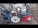 Установка двигателя Lifan LF 168 F2 на мотокультиватор КРОТ