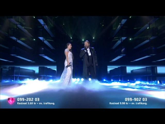 Melodifestivalen 2015 - One By One (Elize Rickard)
