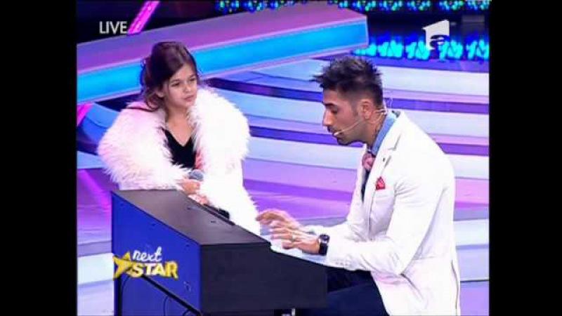 Next Star FINALA - SUPERB Ananstasia Ivanov voce) si Connect R au cantat Vedeta mea [27 IULIE 2013]