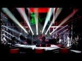 Beady Eye - Second Bite of the Apple (Live The Voice UK)