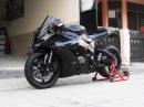 Kawasaki Ninja ZX-10R Exhaust Tylormade Full Sytem Sound,Projector Headlight (istimewa)