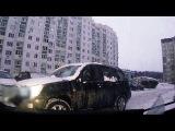 Воронеж. Девушка на дороге это, как внезапное лето, зимой на пороге
