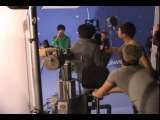 No Min Woo &amp Park Han Byul - Making of Lotte ID Wave Gum cf -