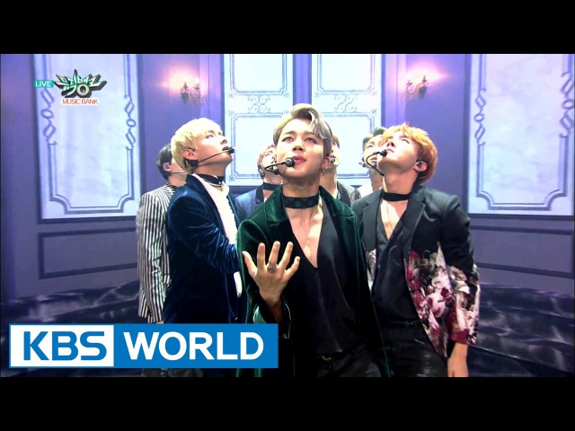 BTS (방탄소년단) - Am I Wrong, Blood Sweat Tears (피 땀 눈물)[Music Bank COMEBACK / 2016.10.14]