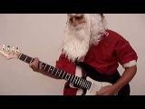 Santa's Rock - Smoke on the Water by Deep Purple