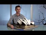 Sydney Opera House - LEGO Creator Expert - Designer Video