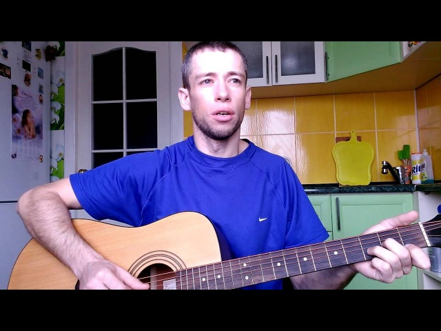 Петлюрa Дoждь гитара кавер дд