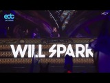 EDC Las Vegas 2017 Will Sparks (Kinetic Gaia)