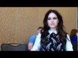 ENG Emily Hampshire Talks 12 Обезьян  12 Monkeys Season 2