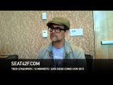 ENG Todd Stashwick 12 Обезьян  12 Monkeys Interview