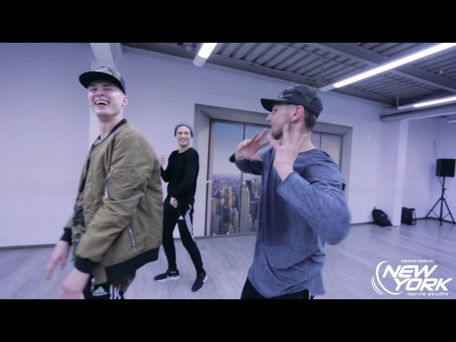DRAMA KINGS 04/02/2017 - class 1 | New York Dance Studio