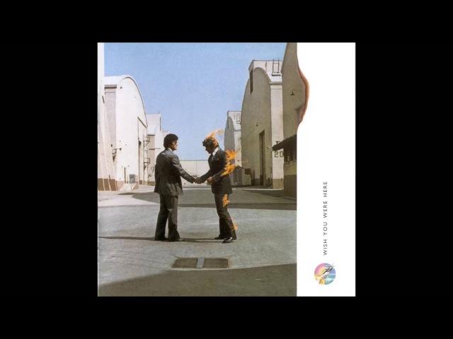 1975 - Pink Floyd - Wish You Were Here