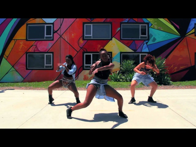 FEMALE DANCEHALL - Shake Body by Skales -Dance Cover