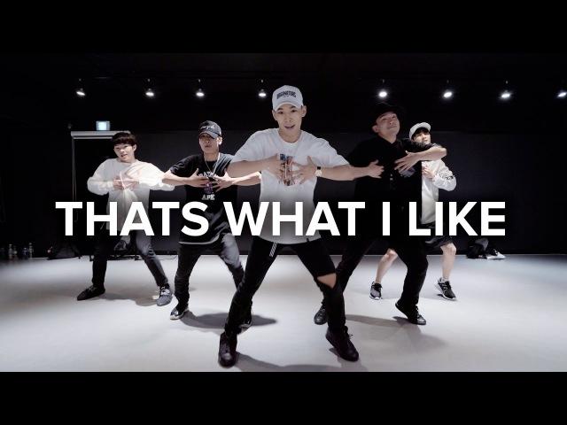 That's What I Like - Bruno Mars / Koosung Jung Choreography