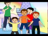JUMP! Children's song Action Dance Song for Kids Patty Shukla