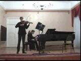 Stravinsky - Duo Concertante - Azat Nurgayanov/Dmitrii Zhutin