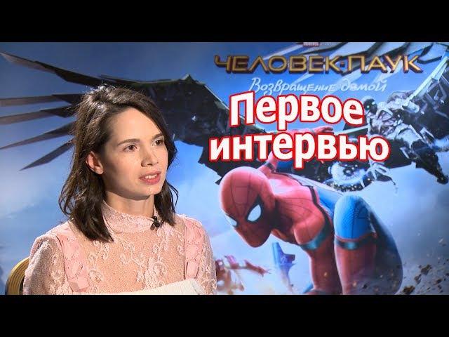VLOG: Люди в шоке! Настоящий Человек Паук на крыше в Москве!