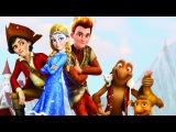 Снежная королева 3: Огонь и Лед — Русский трейлер (2016)