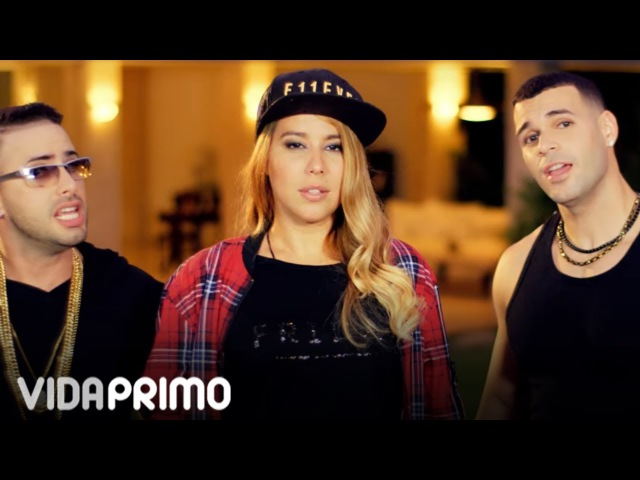 Srta Dayana y Dayron Lande - Plato De Segunda Mesa [Official Video]