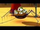 Мультфильм для детей про роботов- Женщина-паук – О рыцарях