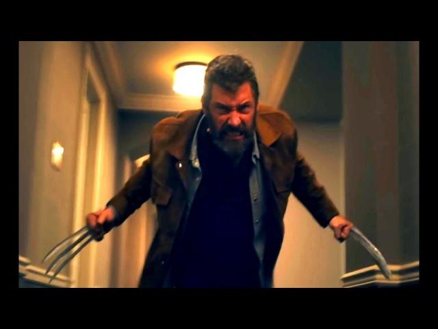 Логан / Росомаха 3 - фантастический боевик, русский трейлер 2017, новинка кино