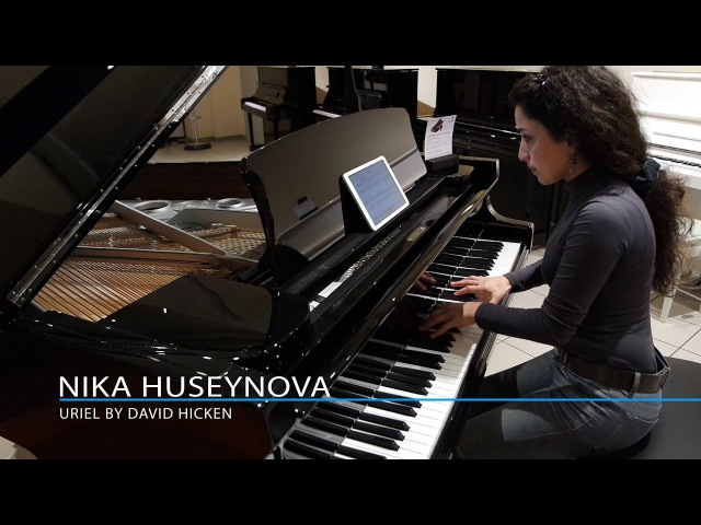 Relaxing Piano Piece ★URIEL★ from David Hickens Album Angels
