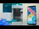 Защитное стекло и чехол для Samsung Galaxy S8 от Nillkin лучшая защита