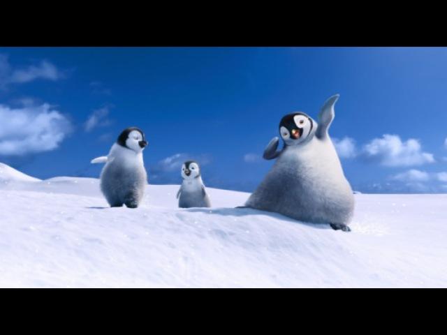 Видео к мультфильму «Делай ноги2» (2011): Трейлер (дублированный)