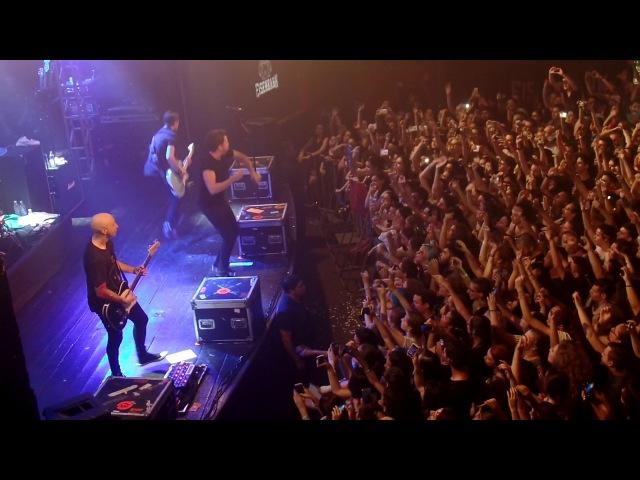 Simple Plan - Uptown Funk I Can't Feel My Face @ Porto Alegre / Brazil 11.12.2016