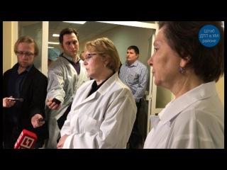 Вероника Скворцова: «Дети не транспортабельны». В ХМАО ждут вторую бригаду врач ...