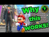 Game Theory Super Mario Odyssey's GIANT Problem (Nintendo)