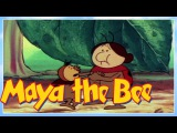 Kids' English  Maya the bee - Episode 93 - Good Manners Are Bad Manners - Classic Series