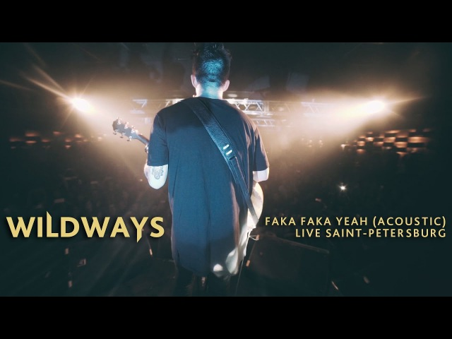 Wildways Faka Faka Yeah Acoustic Live Saint Petersburg 05 05 2017
