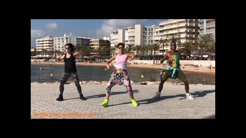 Macklemore - Can't Hold Us (SPM) / Zumba® Choreo By Tim Boder, Lucie Anais (ZIN™)