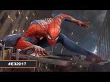 Marvel's Spider Man – E3 2017 геймплей (PS4) [4K]