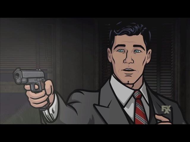 Арчер/ Archer (8 сезон) Трейлер