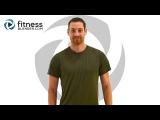 Силовая на верхнюю часть тела + интервальная кардио тренировка. Upper Body Strength & Cardio Interval Workout (with Low Impact Mods)
