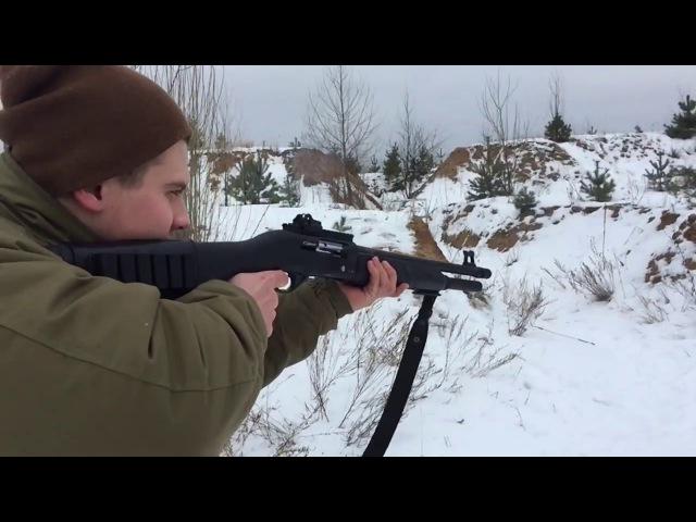 Ружье UZKON Z18 кал. 12/76 Military Guns №4