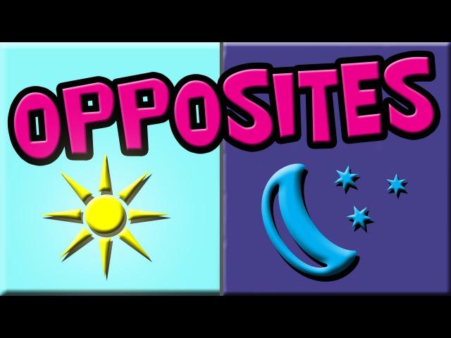 Opposites for Kids | Opposite Words | Opposite Words in English | Opposite | ESL | Antonyms for Kids » Freewka.com - Смотреть онлайн в хорощем качестве