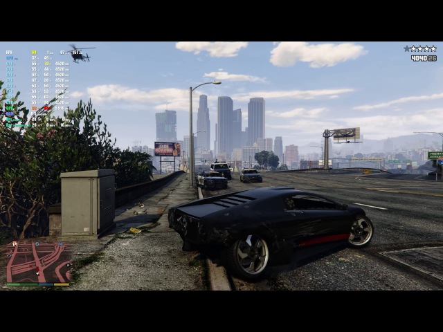 Grand Theft Auto V - Aorus GTX 1080ti Xtreme Edition 7700k @1440p 1080p (BIG Frame Rate Test)