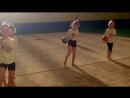 Катя гимнастка