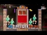 A boy drowning Park JangHyun (VROMANCE) (King of masked singer 170709) (CUT)