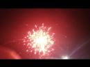 Запуск фейерверка на свадьбе Ремзавод 26.08.2017 холодные фонтаны, тумба-юмба, Shels4