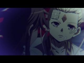 Saiyuki Reload Blast 5 серия русская озвучка Zendos / Саюки: Новый взрыв 05 / Взрывная перезарядка