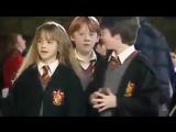 Неудачные дубли на съемках Гарри Поттера