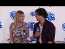 A preview of Bob and Elizas interview with WB Brasil was posted on their Fb page.