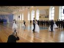 Выпускной танец кадетов спортивного корпуса