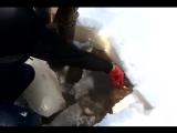 ловля щук на пассатижи)))вот это рыбалка